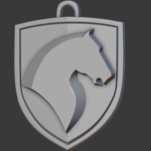 Télécharger fichier 3D gratuit Iran Khodro Samand porte-clés, Necrosster