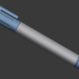 Download free 3D printer designs Screwdriver-marker, Necrosster