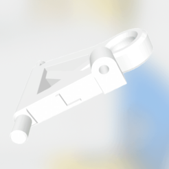 Impresiones 3D brazo delantero inferior tamiya tt 02, bendercanaglia