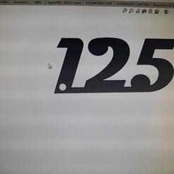 Descargar archivo 3D gratis Llavero 125, leopagnot70