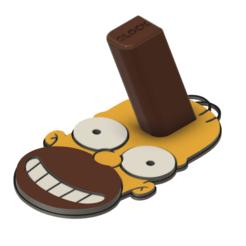 Homer_Glock1.png Download STL file Support Homer (Glock and 1911) • 3D printable design, MonsieurSchmitt