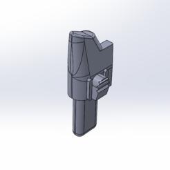 Download 3D printing models LOG PUSHER FOR GBB STARK ARMS LOADER, Pithivier63