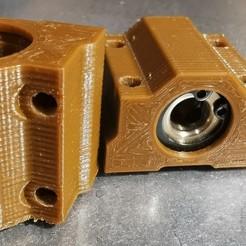 IMG_20200406_184143.jpg Télécharger fichier STL gratuit SCS8UU + Autre idée :-) • Design pour imprimante 3D, coronahelada