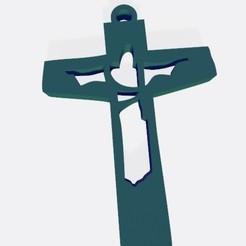 cruz-copoya.jpg Download free STL file Christ of Copoya • 3D printing object, gerret1969