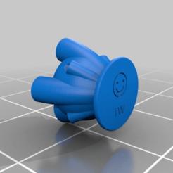 3e2c65cf6703a600441c4d003c1f088b.png Download free STL file Pen Pot • 3D print template, BitsAndPieces