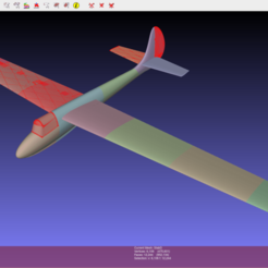 Air100-6.png Download free STL file Air100 Rc glider • 3D print design, LaurentL