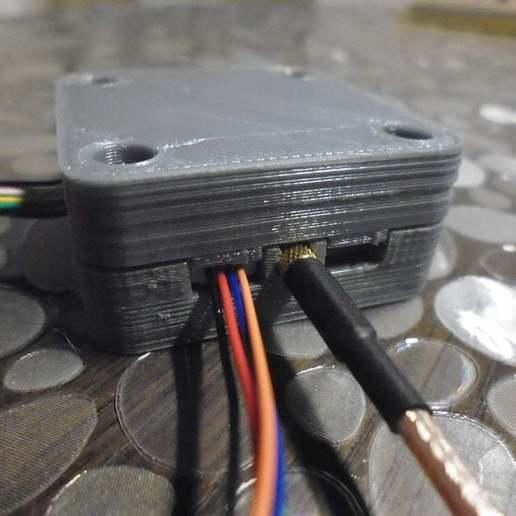 Download free 3D printer files OpenPilot Revo case, LaurentL