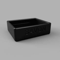 Descargar modelos 3D gratis Jabonera drenante y no drenante, fredb56