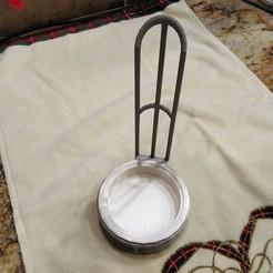 Download free 3D printer model Spoon Rest (Spoon Stand Spoon Holder), Phoenix125