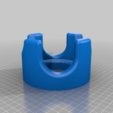 Download free STL file Bicycle Front Wheel Steering Block Riser MTB Offroad Zwift Trainer • Object to 3D print, Phoenix125