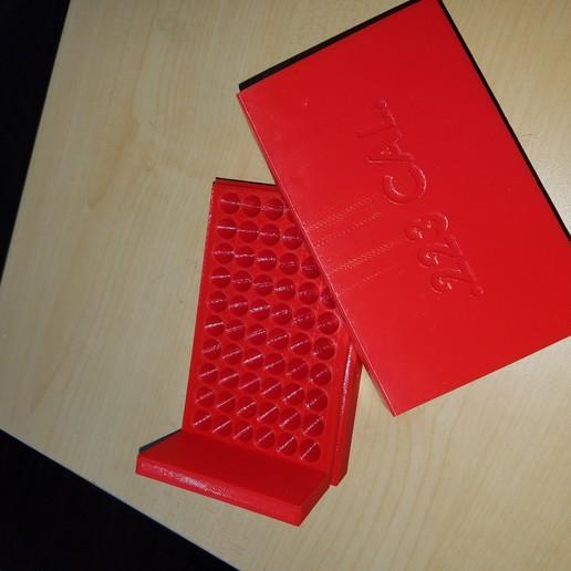 Télécharger fichier imprimante 3D .223 Boîte à munitions, ken-taylor