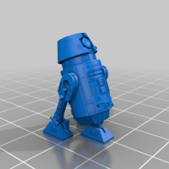 Download free 3D printer model BT-1 Legion Scale, numberninety8