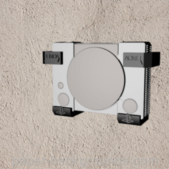 Download 3D model PSX WALL MOUNT, cettyx