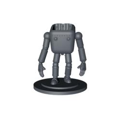 Télécharger plan imprimante 3D ROBONOID, cettyx