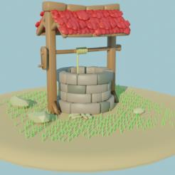 Imprimir en 3D Cistern / Aljibe, Marcos-Facchetti