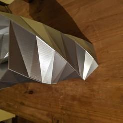 Download free 3D printer designs Twisted Vase, zapa