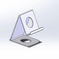 Descargar modelos 3D para imprimir Soporte de teléfono, jancikoas15