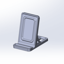 Download free 3D print files Design phone stand, jancikoas15