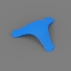 KS®473886913.182.jpg Download STL file punctured tile • 3D printable design, TopOpt3D