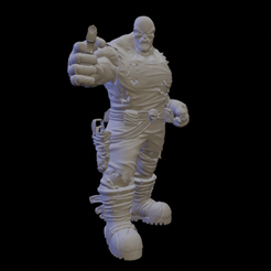 Apuntando.png Download STL file Hunter (adventure) • 3D printing object, drvictoro