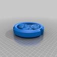 Download 3D printer templates Epicyclic gear reducer / Epicyclic gear reducteur ⧏35⧐ epicyclic gear reducer ⧏34⧐, seb-briand