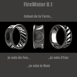 Download 3D printing files FireWater0.1, seb-briand