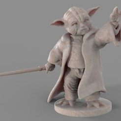 1.6.jpg Download STL file yoda bookend • Object to 3D print, shahbazovelmeddin
