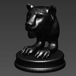Impresiones 3D tigre imprimible, shahbazovelmeddin