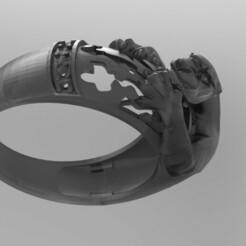 untitled.6.jpg Download STL file panteraRing • 3D printing design, shahbazovelmeddin
