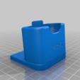 Télécharger fichier STL gratuit Support pour AirPods (compatible avec le boîtier) • Objet pour impression 3D, MatFeex