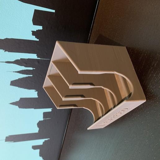 IMG_3670.jpg Télécharger fichier STL gratuit Distributeur de capsules Nespresso • Modèle pour imprimante 3D, MatFeex