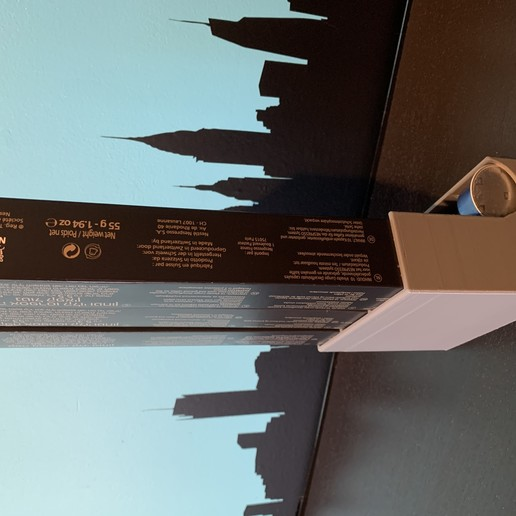IMG_3682.jpg Télécharger fichier STL gratuit Distributeur de capsules Nespresso • Modèle pour imprimante 3D, MatFeex