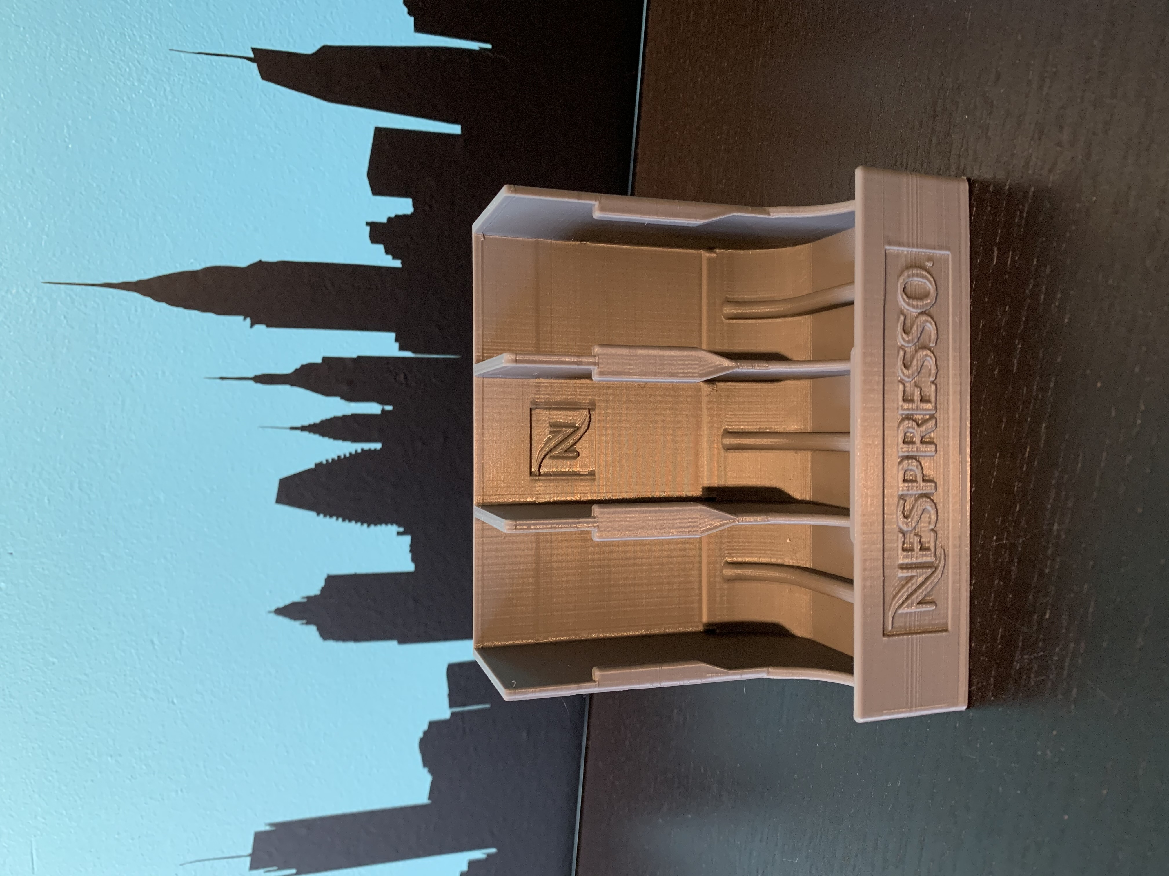 IMG_3676.jpg Télécharger fichier STL gratuit Distributeur de capsules Nespresso • Modèle pour imprimante 3D, MatFeex