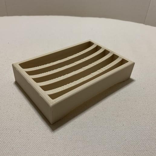 Download free STL file Soap holder - Porte savon, MatFeex