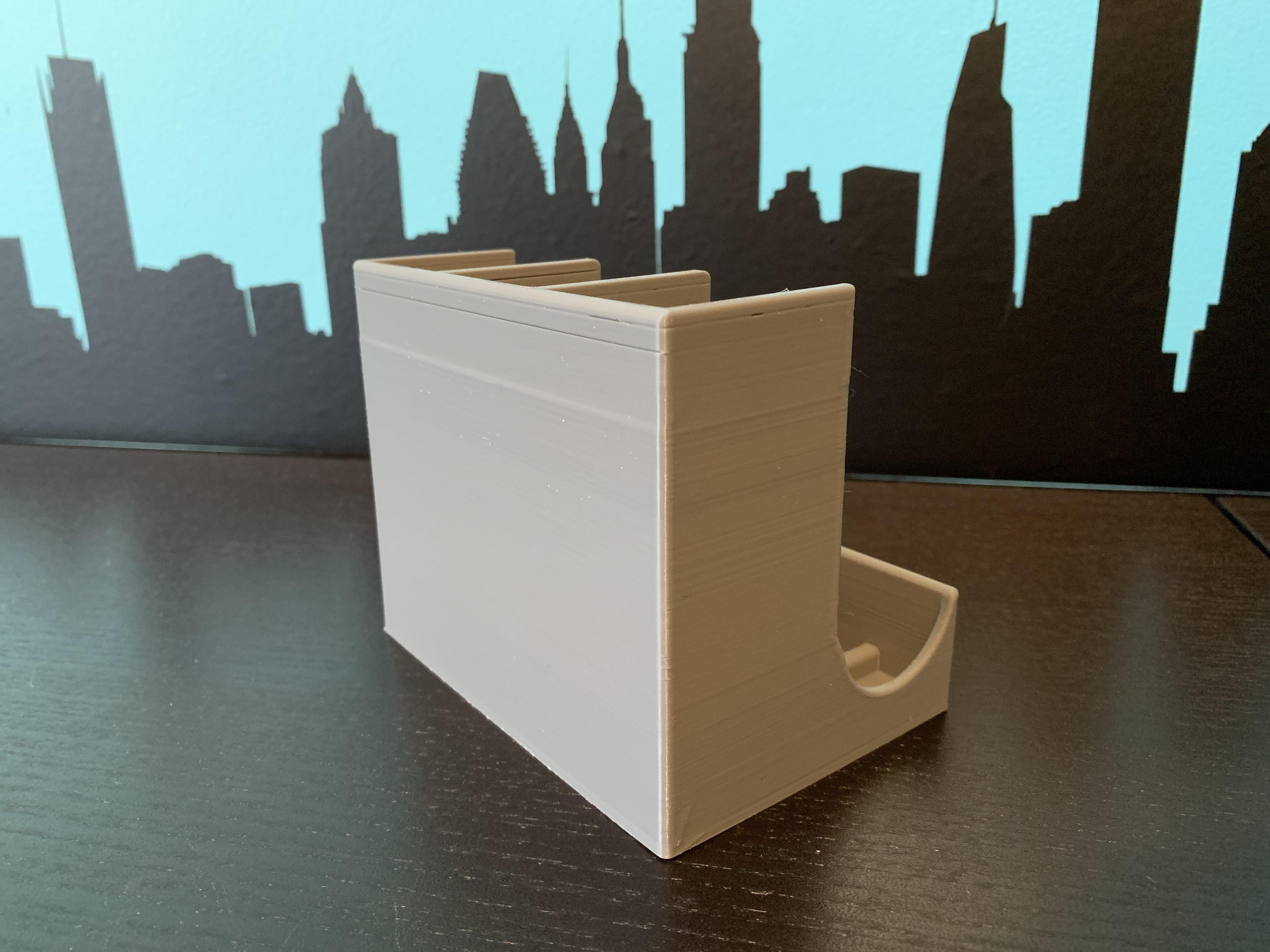 IMG_3679.jpg Télécharger fichier STL gratuit Distributeur de capsules Nespresso • Modèle pour imprimante 3D, MatFeex