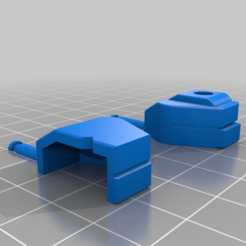 fist.png Download free STL file G1 Transformers Devastator Lower Arm Replacement Parts • 3D printable object, Zoingo