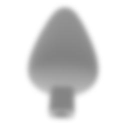 Download 3D printer templates Clit massager for electric toothbrush, JakkeV