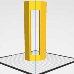 Télécharger plan imprimante 3D gatuit Poignée de réfrigérateur, jarvis979797