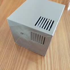IMG20200822152003.jpg Download free STL file Luftdaten sensor box • Template to 3D print, Alcions