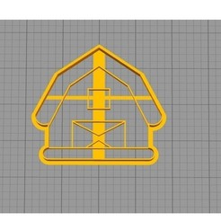 Descargar modelo 3D COOKIE CUTTER - FARM, cb3design
