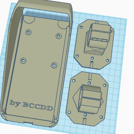 Télécharger fichier STL gratuit carcasa vertical iphone XR iphone 11 bici moto bicicleta, Bccdd