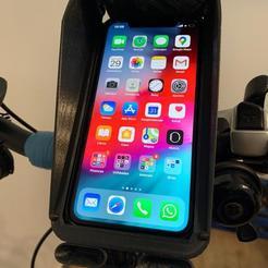 PHOTO-2020-04-29-13-38-39.jpg Télécharger fichier STL carcasa vertical iphone 11 iphone xr con altavoces • Objet pour impression 3D, Bccdd