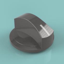 GR-1.png Télécharger fichier STL gratuit Bouton de poêle • Objet pour imprimante 3D, samgerar