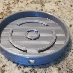 Download 3D printer designs Soap Dish Holder, KeiranSolaris