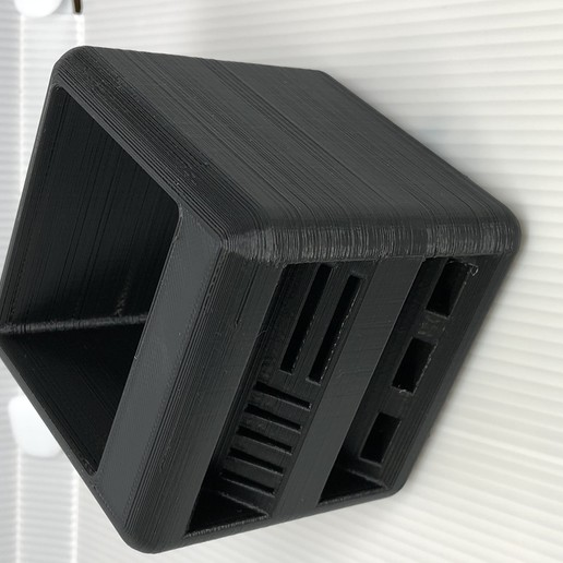 Download free 3D printer model The Little box: Pencil pot, xavier8