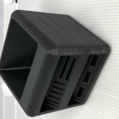 Descargar archivos 3D gratis La cajita: Tarro de lápiz, xavier8