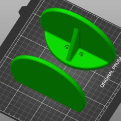 Semi-circle_Shelf.png Télécharger fichier STL gratuit Petite étagère végétale en demi-cercle • Objet pour imprimante 3D, maclakey