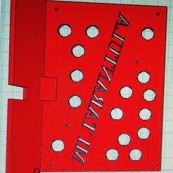 IMG_20210111_203800.jpg Download free STL file Tarantula tevo board cover • 3D print design, cuentaandroidhh