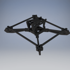 Assembly1.png Download free STL file Open RC Race Drone • 3D print template, damiendc50