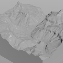 Capture1.PNG Download STL file WorldBuilder - Canyon • 3D printer object, WorldBuilder